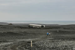 US Navy Plane wreckage site Iceland