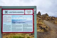 Laufskálavarða