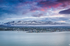 Akureyri - second largest city in Iceland