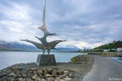 Akureyri's Sun Voyager