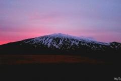 Snæfellsjökull Volcano