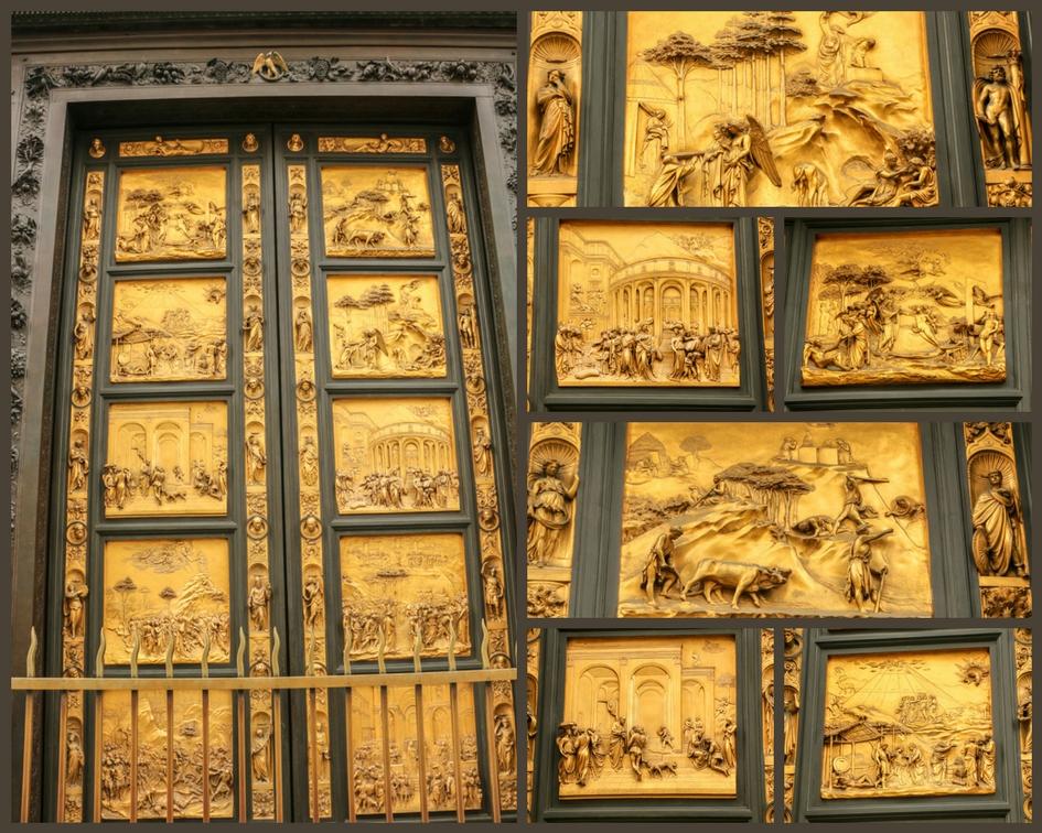 Golden Door Florence - My Ticklefeet