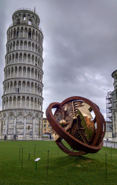 Italian Florence: Leaning Tower Pisa