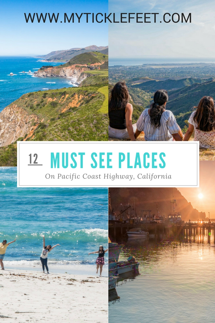 California 39 s ultimate roadtrip pacific coast highway for Must sees in los angeles