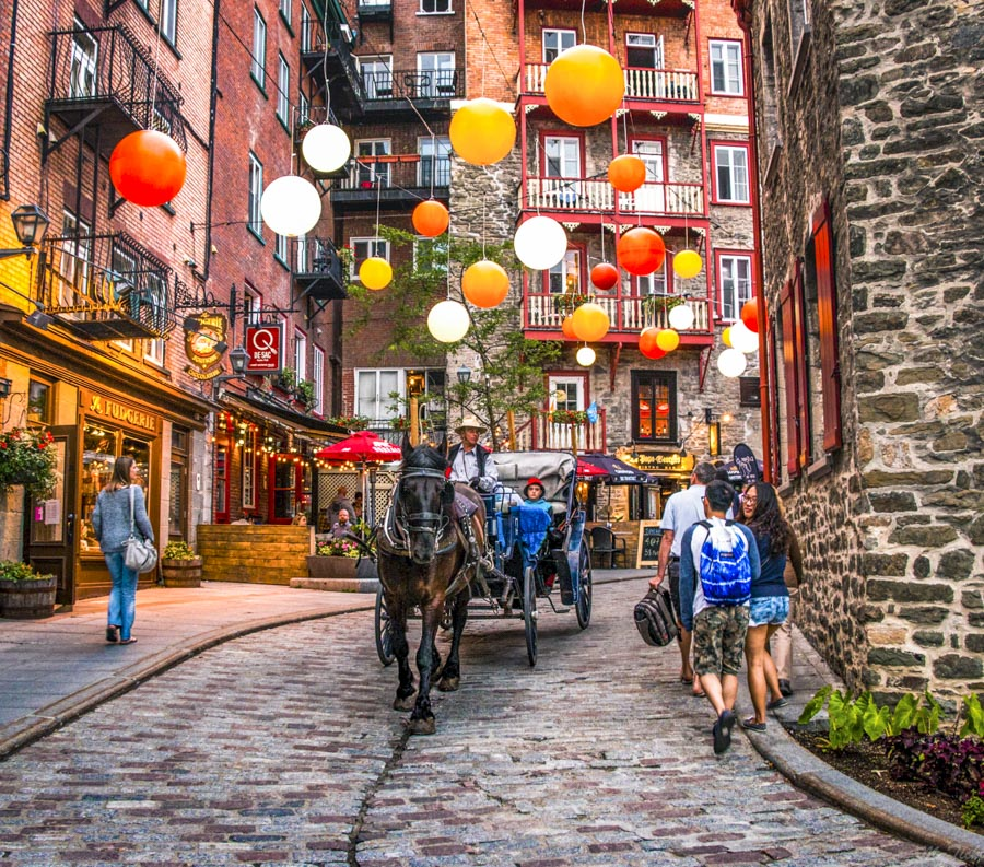 Places To Visit In Us During February: Things To Do And See In Quebec City In Summer