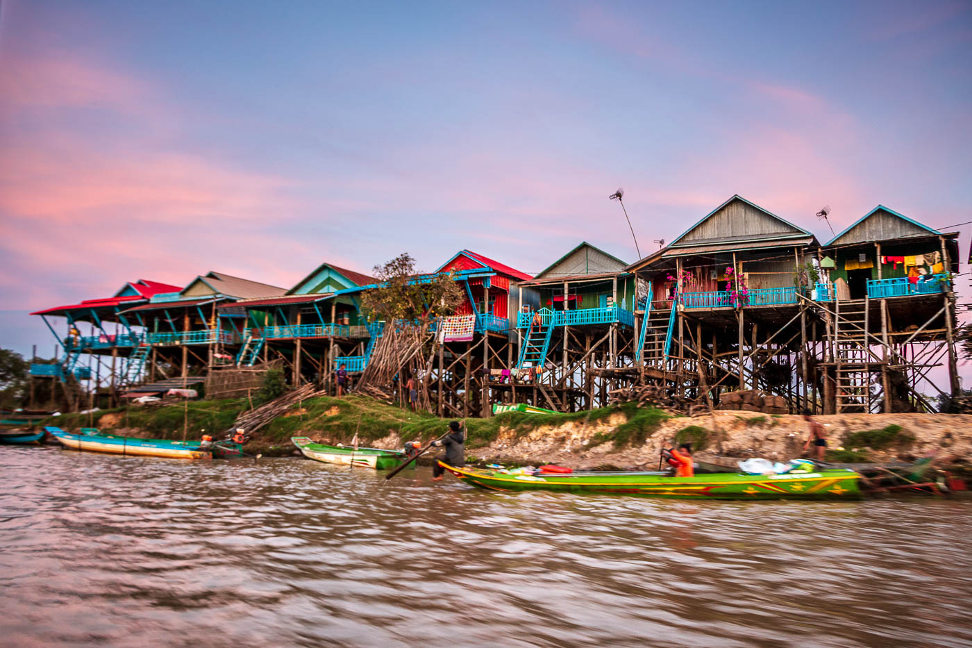 Floating village in Siem Reap, Cambodia – How to visit Kampong Phluk